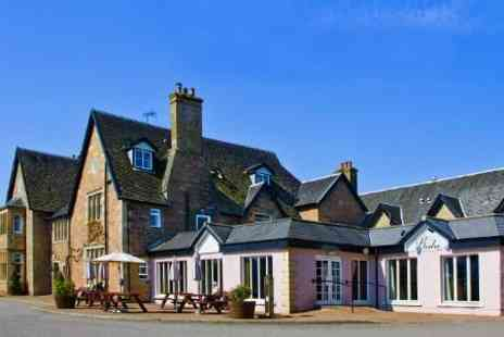 Loch Fyne Hotel and Spa - In Scotland One Night Stay For Two With Six Course Tasting Menu, Wine and Breakfast - Save 57%