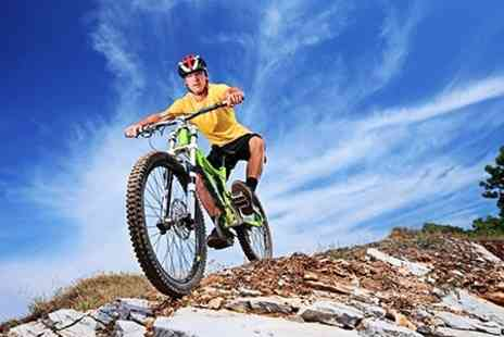 Dorset Mountain Biking - Beginners or Intermediate Course - Save 63%