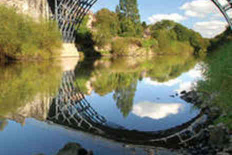 Ironbridge Scenic River Cruises - Riverboat Trip for One - Save 63%