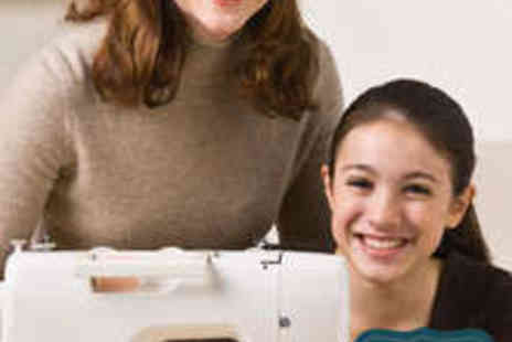 The Creative Sewing Studio - Three Hour Sewing Machine Basics Course - Save 62%