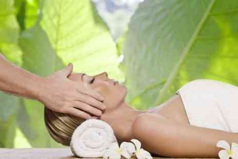 Flitz Herbal and Holistic Centre - Ayurvedic Massage and Facial Plus All-Day Leisure Facility Access For One