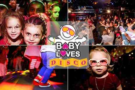 BabyLovesDisco - Tickets To Baby Loves Disco For Parents And Kids - Save 40%