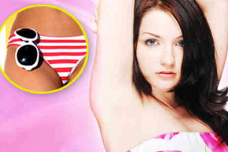 Allura Beauty - Deluxe Waxing Package - Save 50%