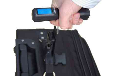 Simply Live - Portable Travel Luggage Scale - Save 50%