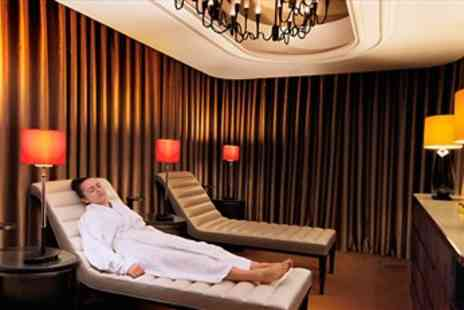 The Caledonian Waldorf Astoria - Spa Day including Treatments & Champagne - Save 51%