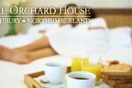 The Orchard House - Overnight Country Break For Two With Breakfast - Save 55%