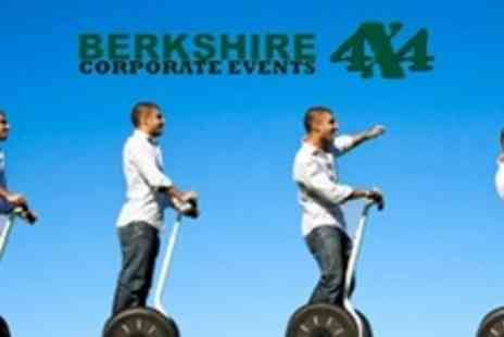 Berkshire 4X4 - Segway Tour Experience - Save 51%
