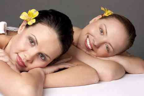Wye Valley Spa - Ladies only luxury spa day for two people - Save 82%