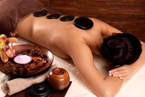 Beauty Body Centre - One Hour Hot Stone Massage - Save 36%