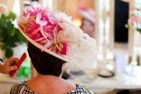 Hats from the Hall - Vintage Style Hat Making Class With Lunch - Save 22%