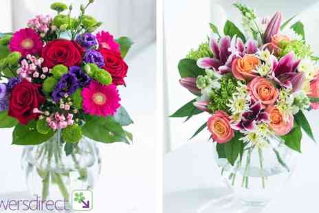 Flowers Direct - Flowers Direct Voucher - Save 63%