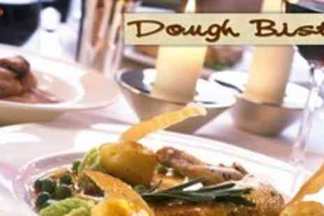 Dough Bistro - Five Course Taster Menu For Two - Save 60%