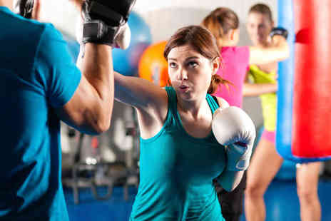 North London Boxing Club - Four Hour Boxing Fitness Classes For One Month - Save 71%
