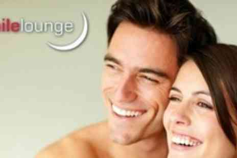 Smile Lounge - Laser Teeth Whitening and Oral Health Check - Save 55%