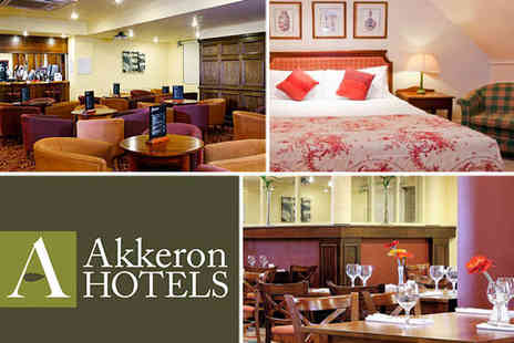Akkeron Hotels - Two Night Stay for Two People - Save 63%