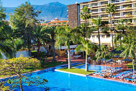 Hotel Blue Sea Puerto Resort - Sunshine Beach Break in Tenerife - Save 38%