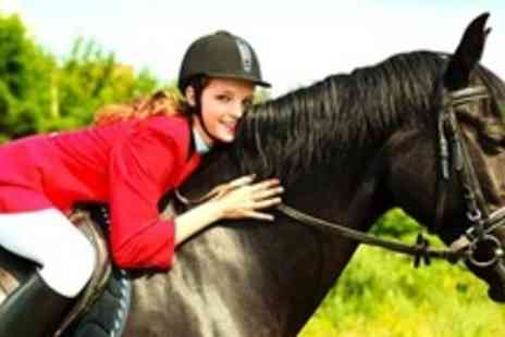 Ridgewood Equestrian - Two Horse Riding Lessons For Adults - Save 61%