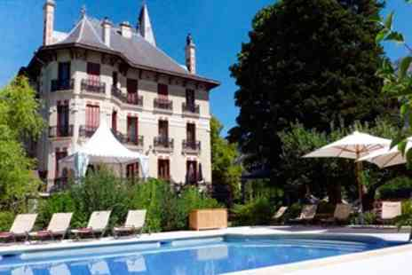 Villa Morelia - 4 Star French Alps Villa with Upgrade & Meals - Save 49%