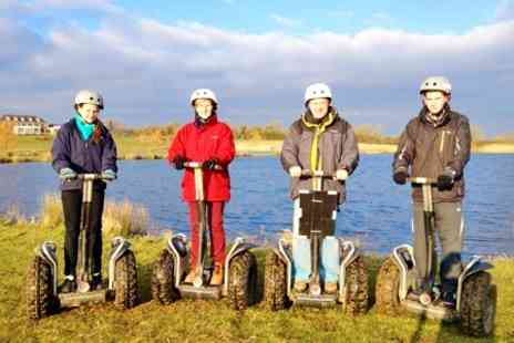 Experience The Country - Segway Experience - Save 52%