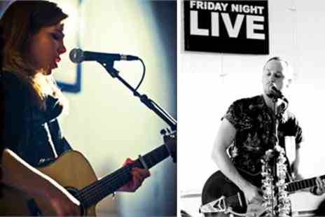 Friday Night Live - Childrens Ticket - Save 50%