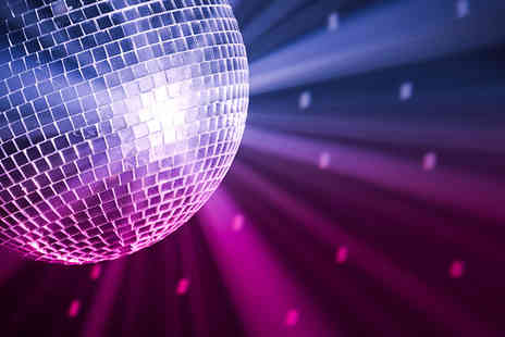 Blotts Country Club - 80s experience inc. dinner & disco - Save 51%