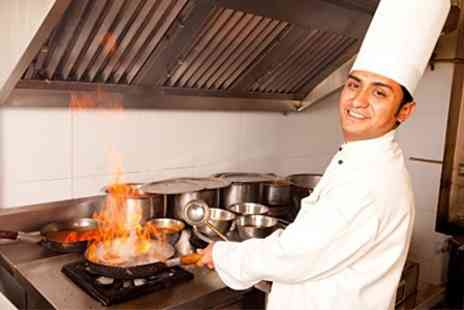 Abbey Wood Cookery - Indian Cookery Workshop Including Bhajis Samosas - Save 53%