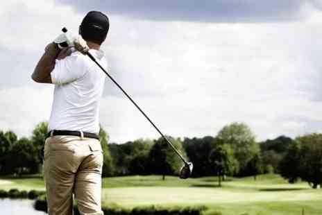 Glenisla Golf Course - Golf Day With Lunch - Save 68%
