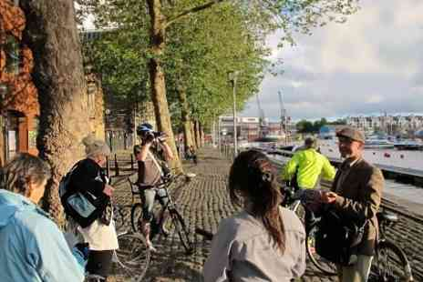 Gocycle Tour Of Bristol - Street Art Cycle Tour For Two - Save 60%