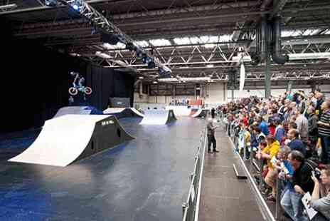 The Cycle Show - The Cycle Show Entry For Two Adults - Save 23%