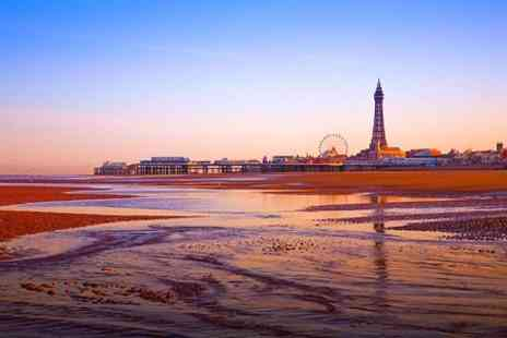 Breck Apartments - In Blackpool 5star Stay For Two With Breakfast, Chocolates and Late Check Out - Save 34%