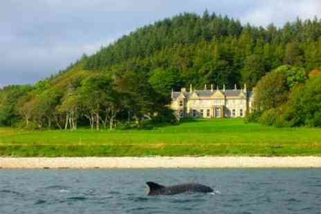 Raasay House - In Isle of Raasay Two Night Stay For Two With Lunch and Activities - Save 54%