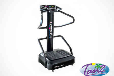 Tanz - Now Slim Power Plus Vibration Plate - Save 68%