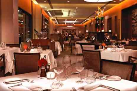 Park Terrace Restaurant - 5 Star Kensington Dinner & Cocktails for 2 - Save 46%