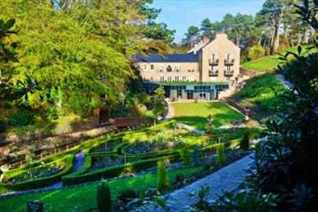 Raithwaite Hall - Country House Spa Day including Massage & Afternoon Tea - Save 27%
