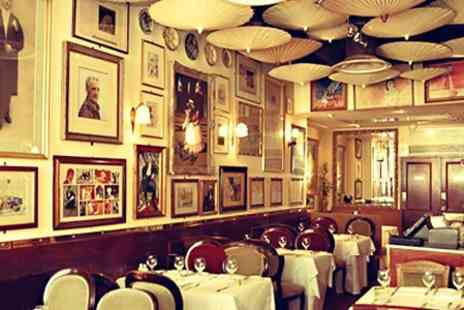 Langan's Brasserie - Mayfair Breakfast - Save 50%