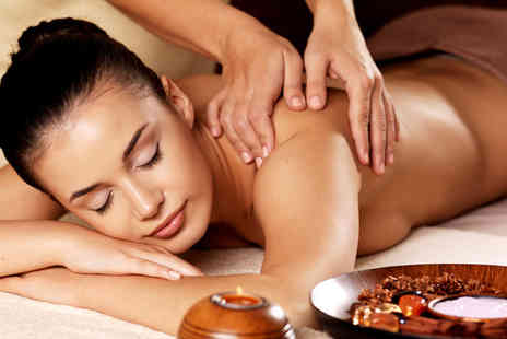 Just Relax Therapies - One day full body massage course including refreshments - Save 63%