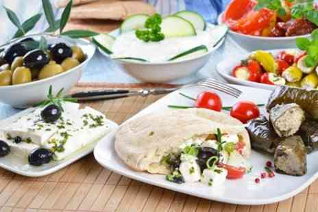 Damas The Art Of Meze - Meal For Two - Save 52%