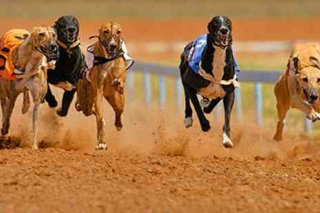 Sittingbourne Greyhounds - Night Out For Two With Meal, Drink and Bet Each - Save 33%