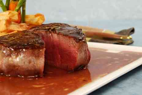 Mansion Wine Bar - Chateaubriand and Champagne For Two - Save 46%