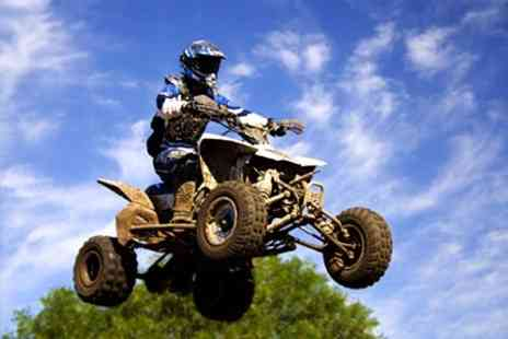 Universal Paintball - Quad Biking - Save 67%