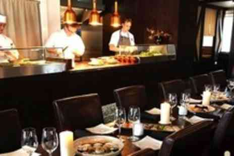 Wabi - Fine Dining Experience with Deluxe Tasting Menu For Two With Sparkling Wine - Save 53%