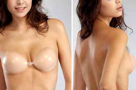 Realsheen Internation - Strapless Silicone Push up Bra - Save 87%