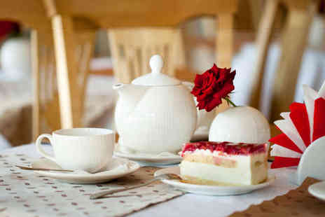 Tulip Inn York Burn Hall - Afternoon Tea for Two - Save 57%