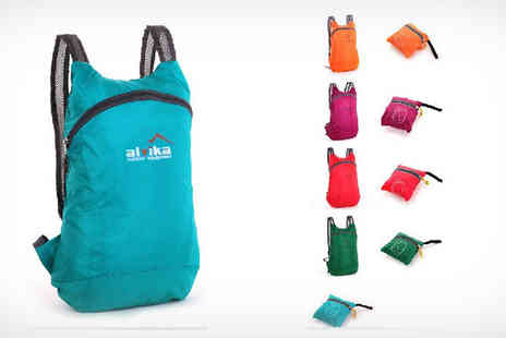 Azzure Collection - Outdoor Climbing Portable Foldable Travel Bag to help you along the way - Save 70%