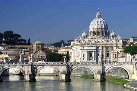 Viva Holidays - Two night city break in Rome - Save 47%