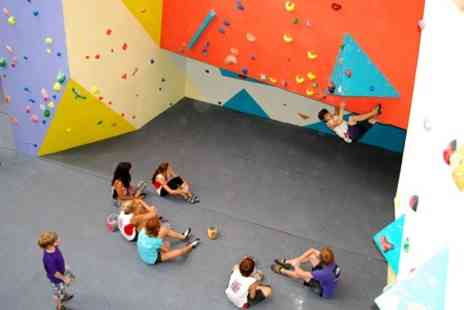 The Climbing Station - Bouldering For Children Introductory Lesson - Save 42%
