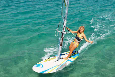 Lagoon Watersports - Three Hour Windsurfing Session for One People - Save 52%