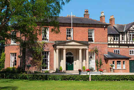 The Old Rectory Hotel - Two Night Stay for Two Adults with Daily Breakfast - Save 53%