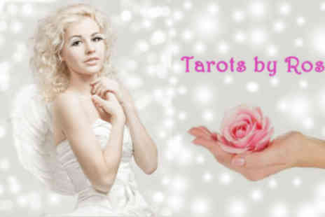 Tarotsby Rose Carrickfergus - Tarot & Angel Card Reading - Save 50%