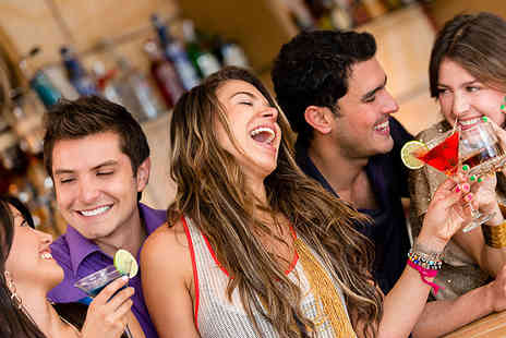 Date in a Dash - Male or female ticket to a singles pub crawl in Leicester Square - Save 67%